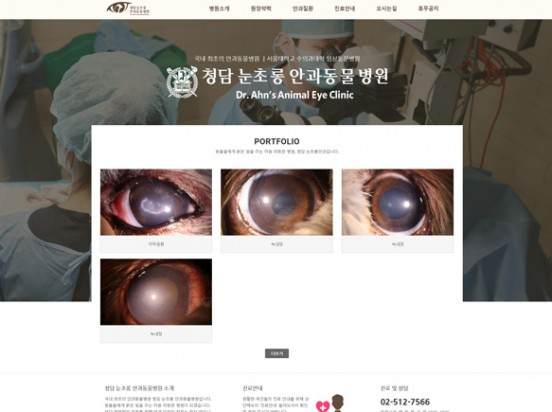 청담눈초롱안과동물병원 F049